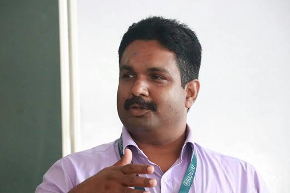 Dr. ANISH K.R